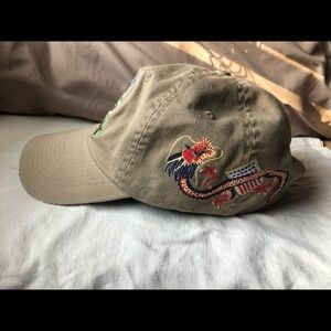 Polo by Ralph Lauren Accessories - RARE Vintage polo Ralph Lauren embroidered hat